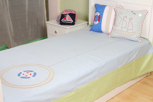 Sailor Bed Cover Single