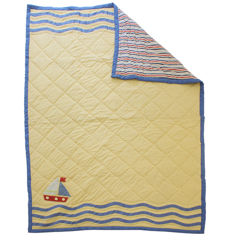 Sailor Quilt Single
