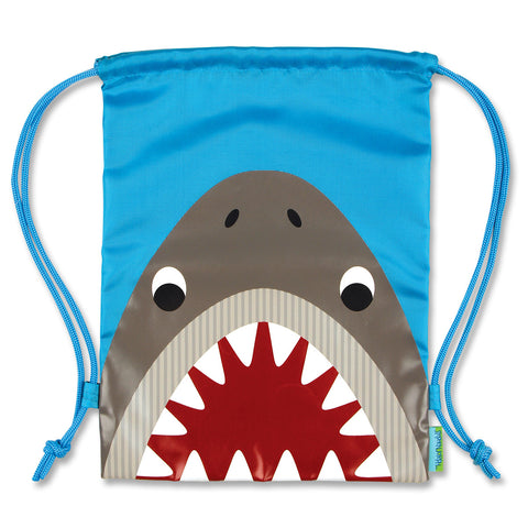 DrawString Bag - Shark