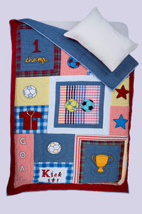Sporty Quilt Single