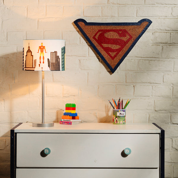 Superman Pin up board