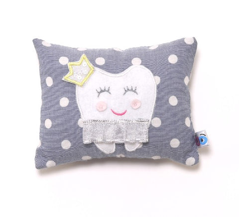 Tooth fairy Grey - Pillow
