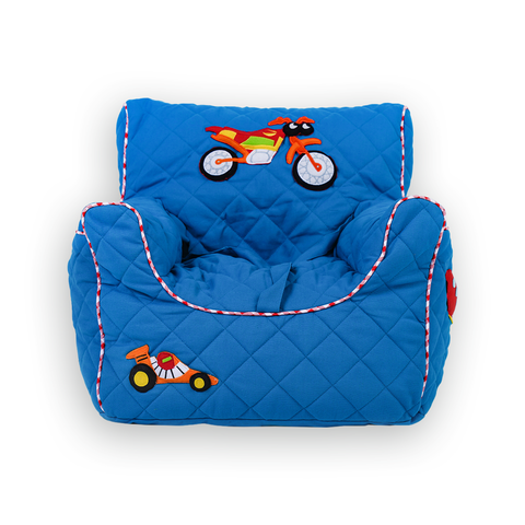 Traffic Quilted - BeanChair Cover (Small)