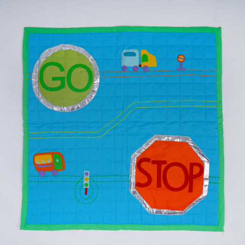 Traffic - Play mat