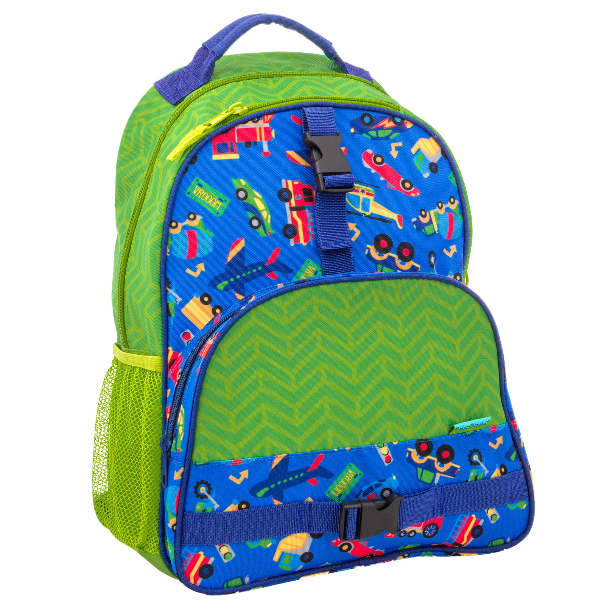 Transportation Print Backpack