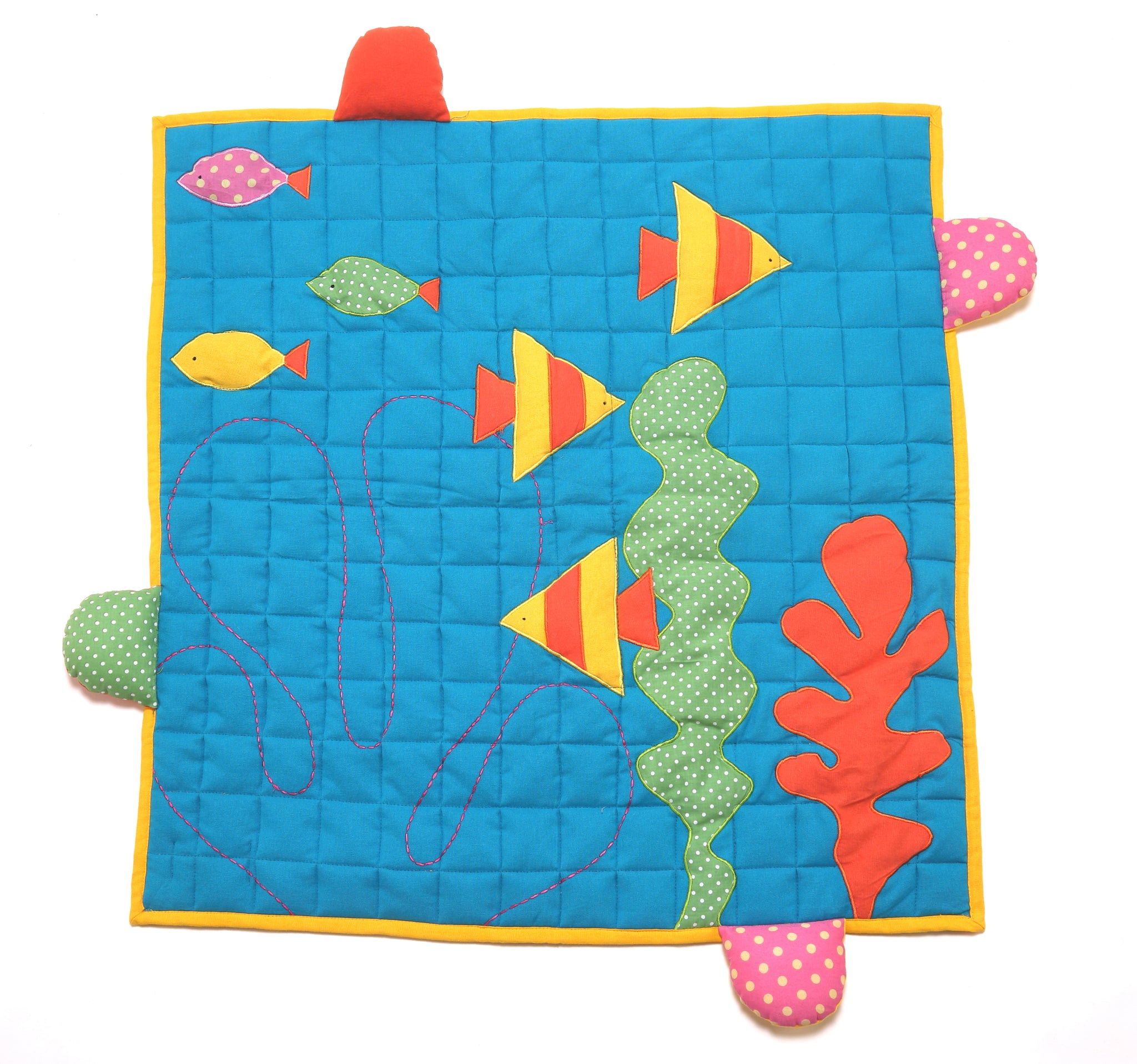 Under the sea - Play  mat