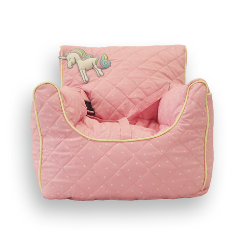 Unicorn Quilted -BeanChair Cover (Small)
