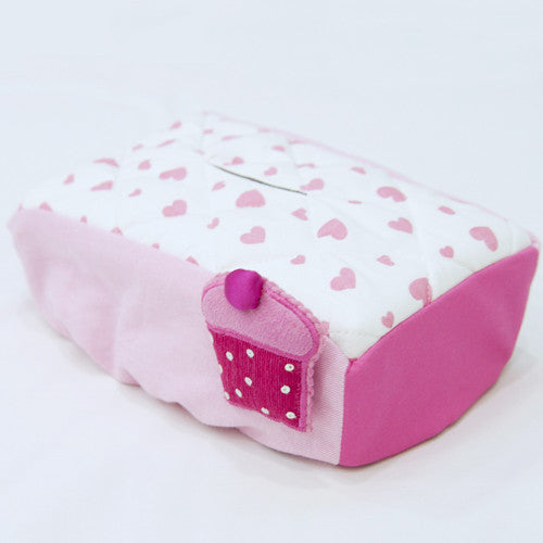 Crazy Cakes Tissue Box Holder
