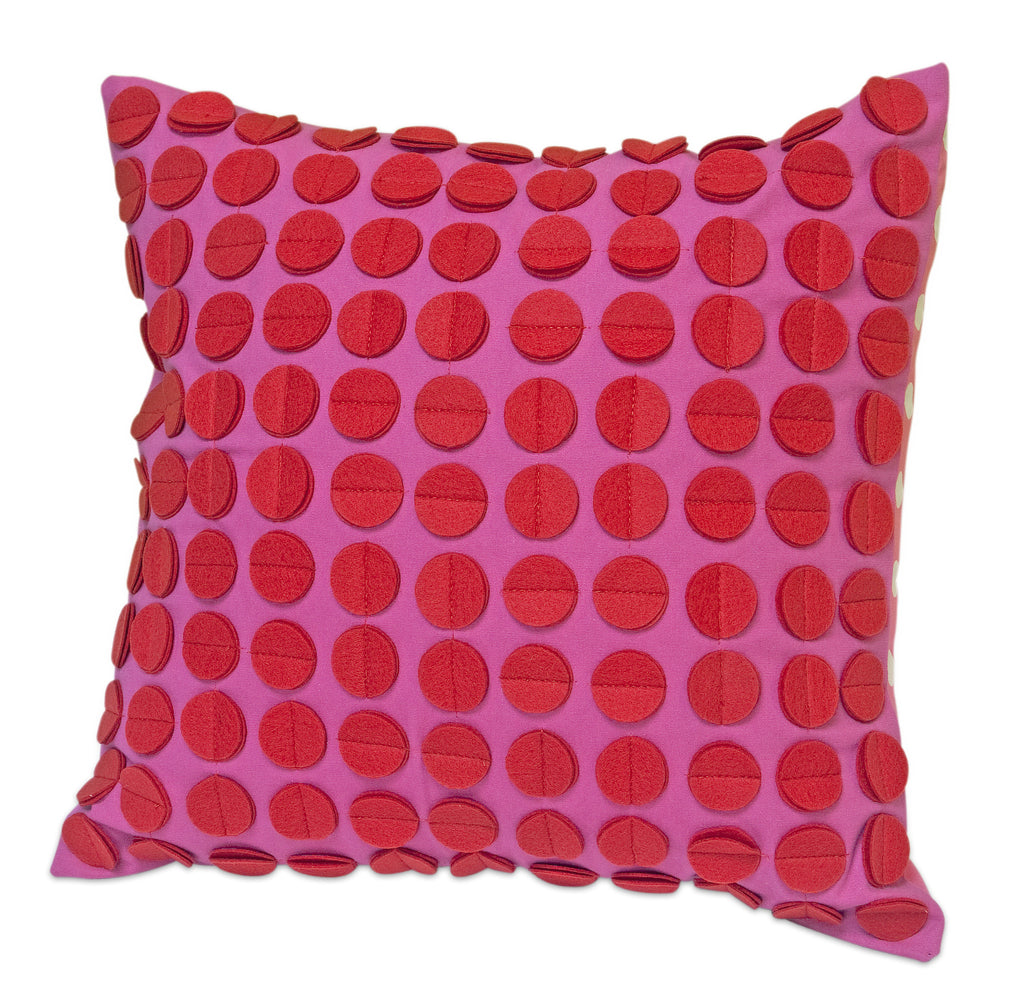 Circle on Circle Cushion Cover