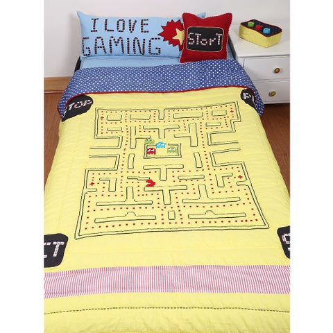 Gaming Quilt Single