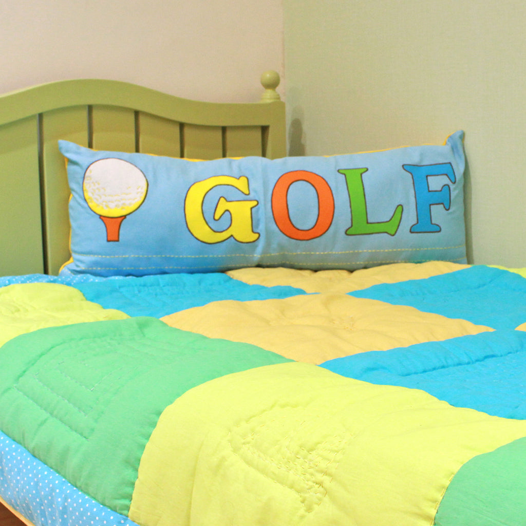 Golf Long Cushion Cover