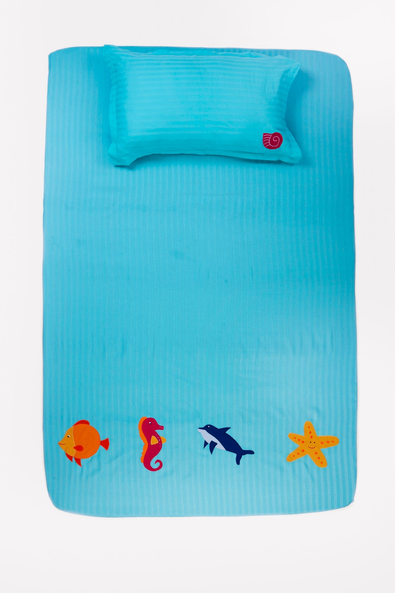 Under the sea Bed Sheet (Single)