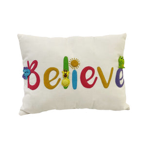 Believe - Cushion Cover