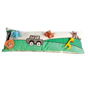 Jungle Safari Long Cushion Cover