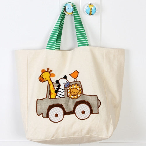 Jungle Safari Tote Bag