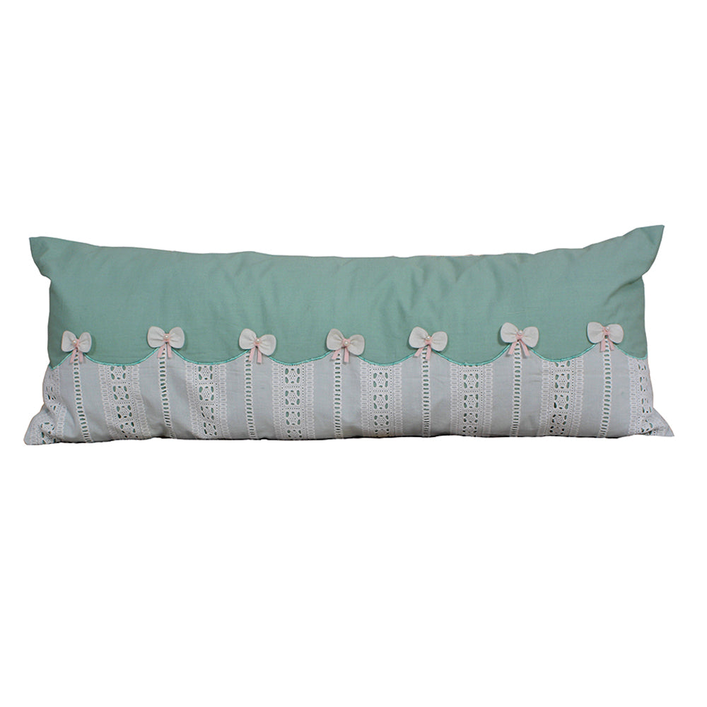 Vintage-Lace Long cushion cover