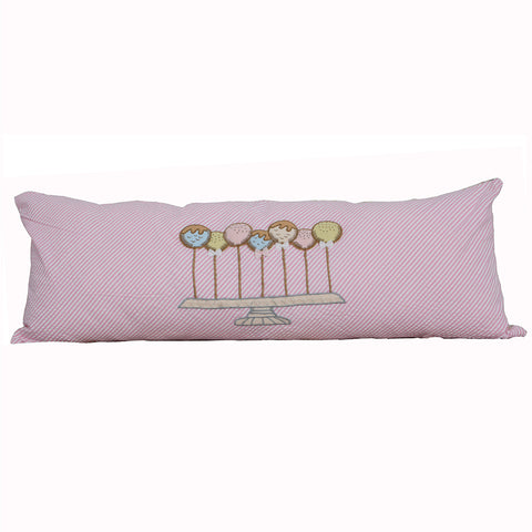 Vintage- Cake Pop Long cushion cover