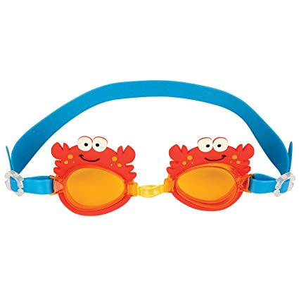 Crab-Swim Goggles