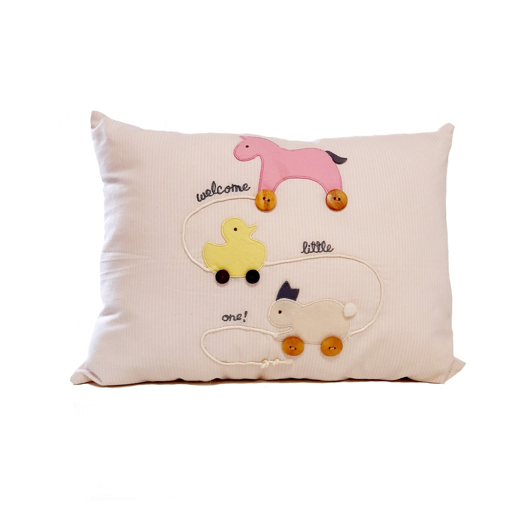 Baby Love Cushion-Welcome