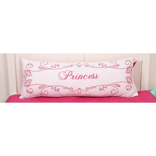 Simply Enchanted - White Collection Long Cushion Cover