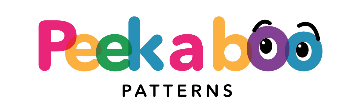 Peek-a-boo Patterns logo