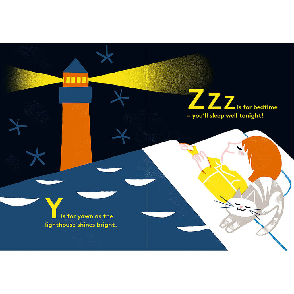 ABC Off To Sea! by Virginie Morgand - Junior Edition