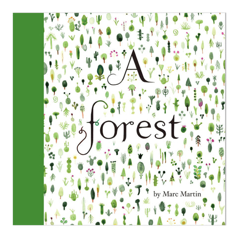 A Forest by Marc Martin - Junior Edition