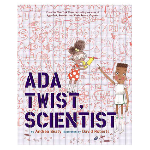 Ada Twist, Scientist by Andrea Beaty & David Roberts - Junior Edition