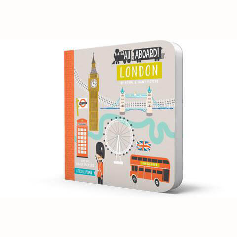 All Aboard! London by Haily & Kevin Meyers - Junior Edition