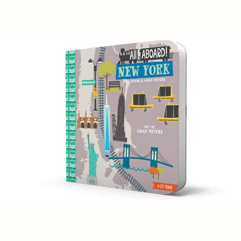 All Aboard! New York by Haily & Kevin Meyers - Junior Edition