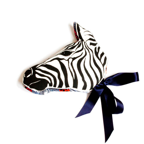 Zebra Headdress by Animalesque - Junior Edition