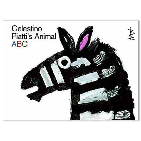 Animal ABC by Celestino Piatti - Junior Edition