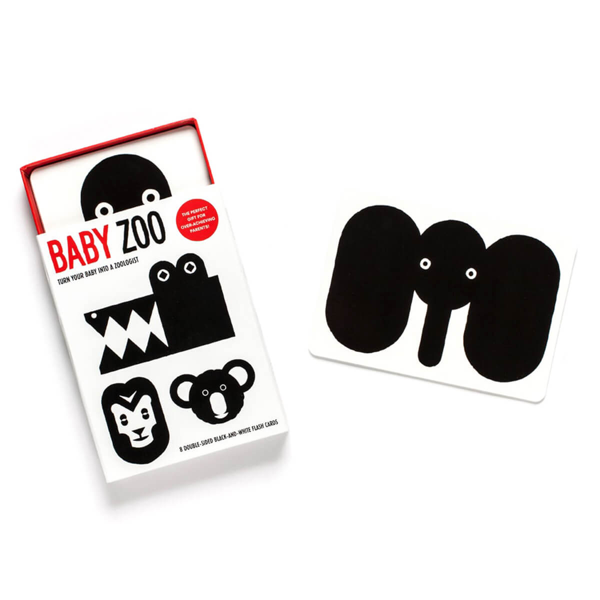 Baby Zoo Flash Cards By Damien Poulain Junior Edition