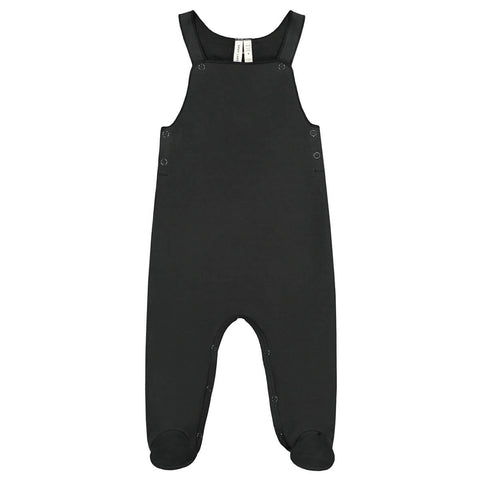 Baby Sleeveless Suit in Nearly Black by Gray Label