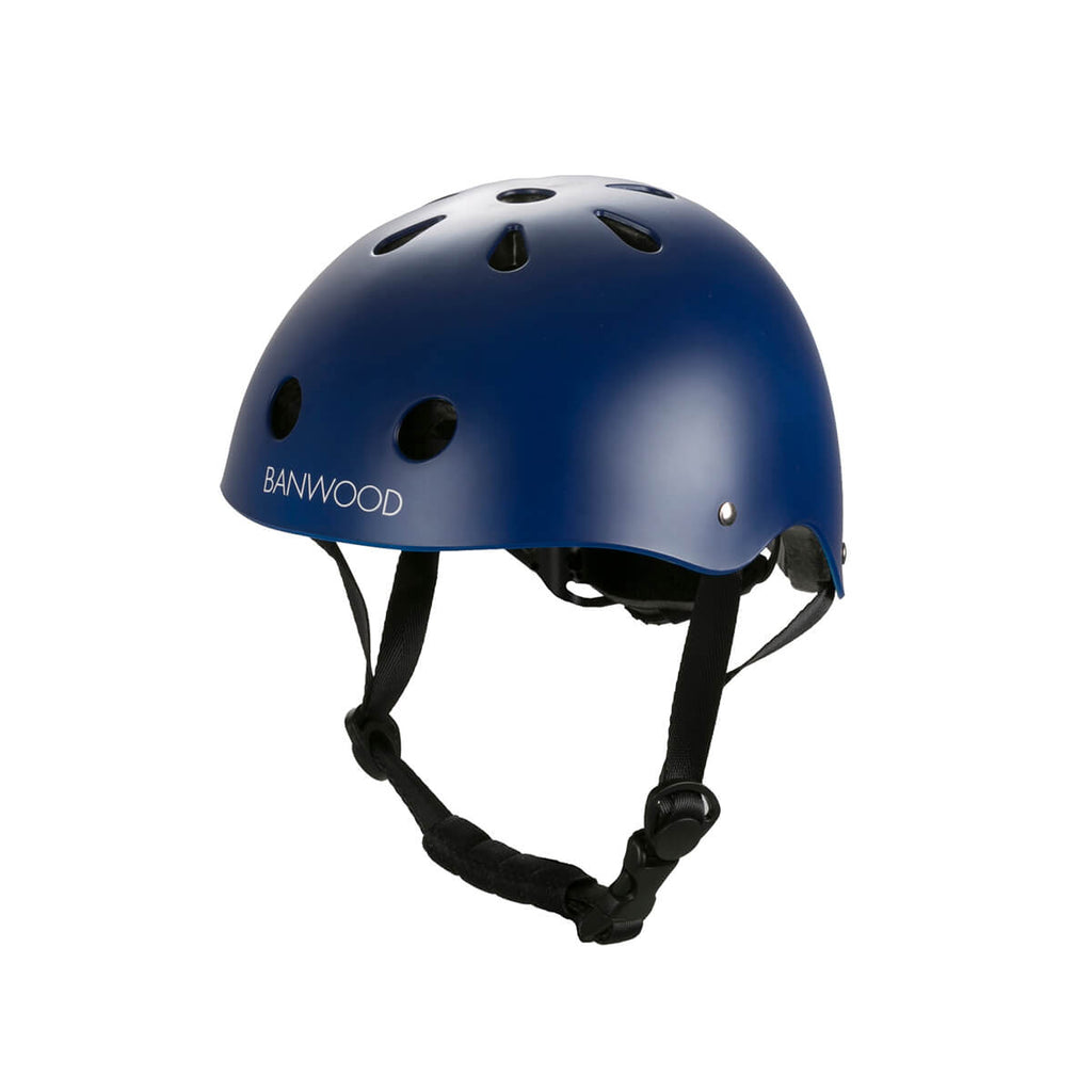 Classic Helmet in Navy by Banwood - Junior Edition