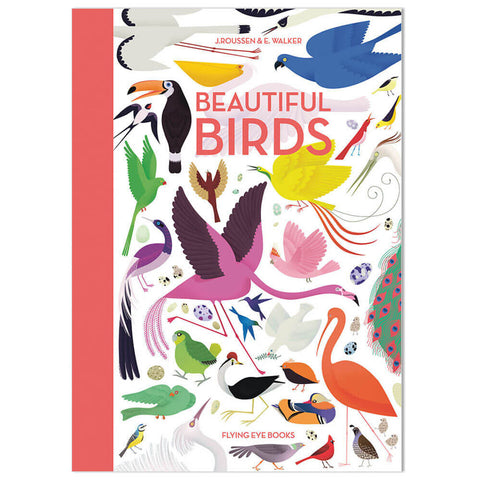 Beautiful Birds by Jean Roussen & Emmanuelle Walker - Junior Edition  - 1