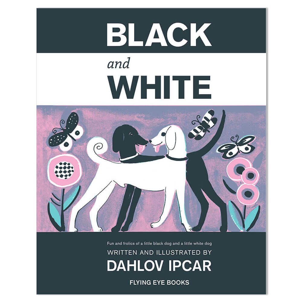 Black And White by Dahlov Ipcar - Junior Edition