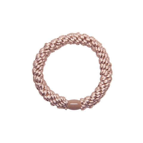 Kknekki Snag Free Hair Band in Hint Of Pink by Bon Dep - Junior Edition