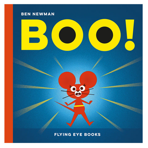 Boo! by Ben Newman - Junior Edition  - 1