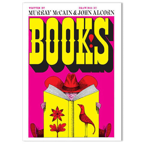 Books! by Murray McCain & John Alcorn - Junior Edition  - 1