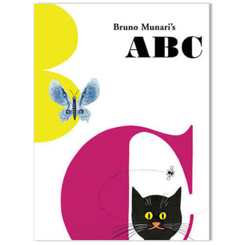 Bruno Munari's ABC By Bruno Munari - Junior Edition