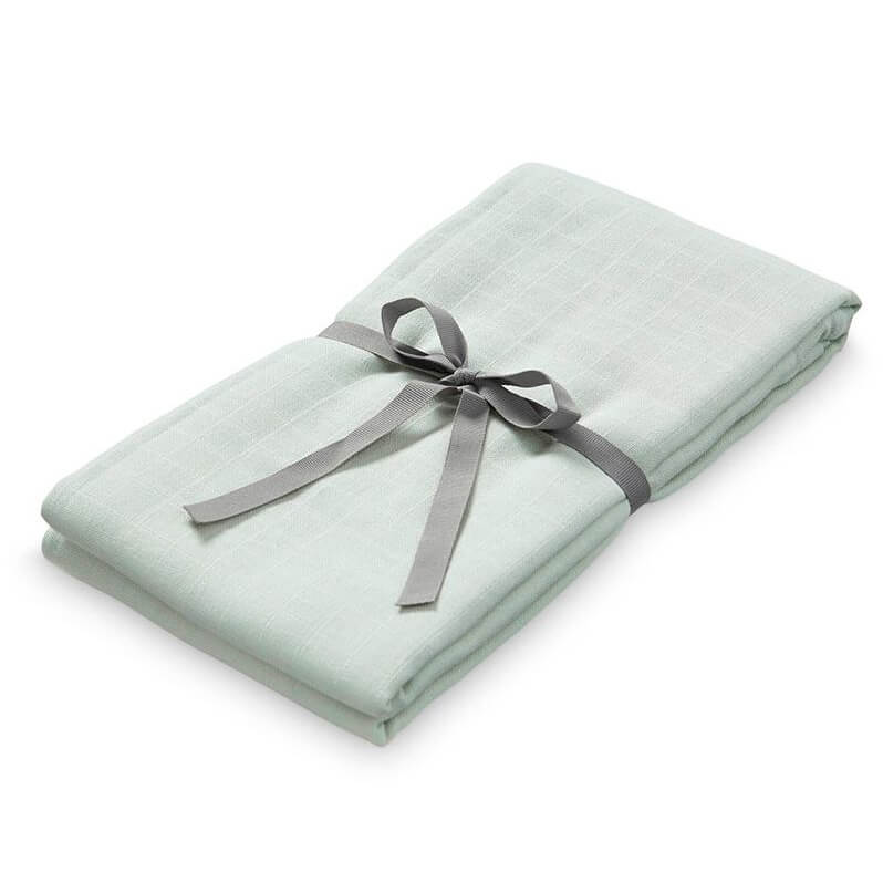 Swaddle in Mint by Cam Cam Copenhagen - Junior Edition