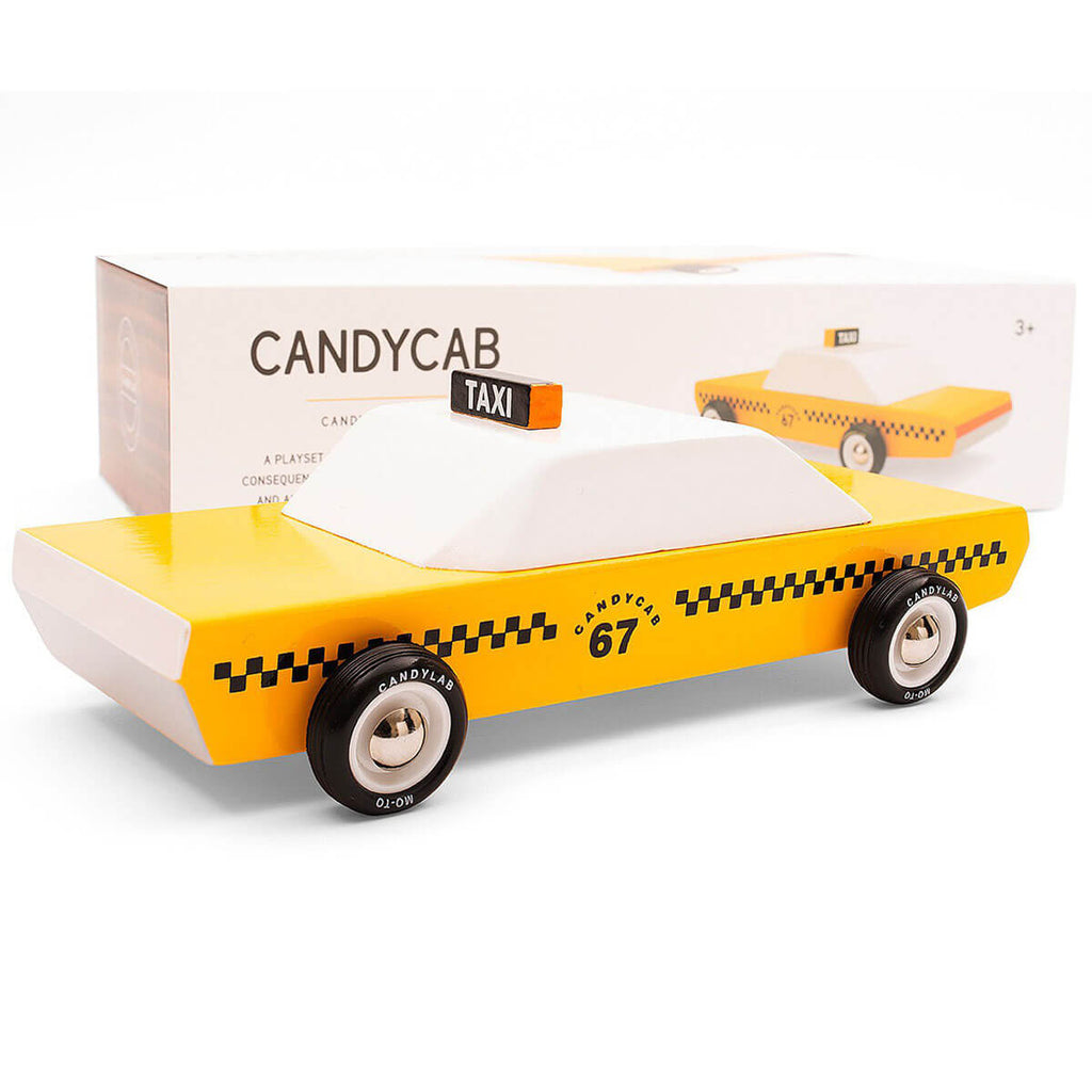 Candycab New York Taxi By Candylab Toys - Junior Edition