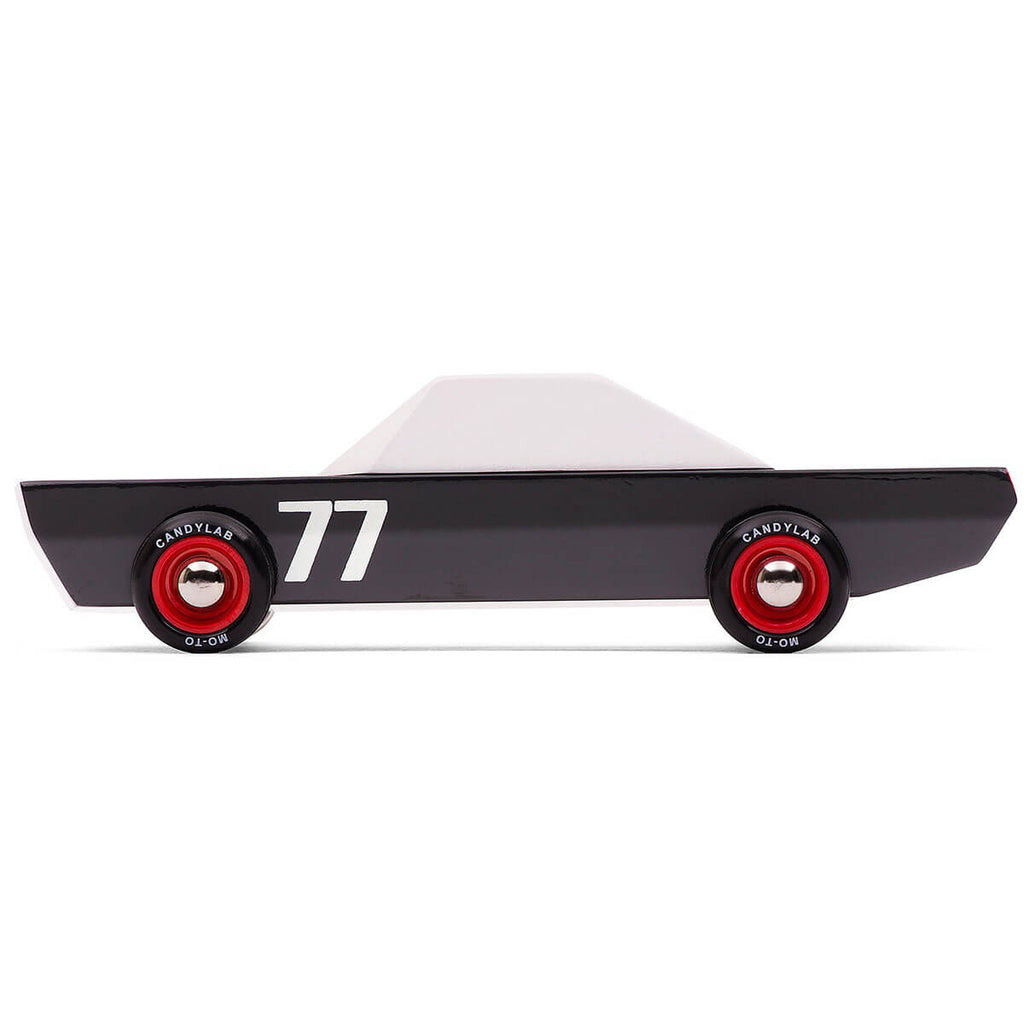 Carbon 77 Racing Car By Candylab Toys - Junior Edition