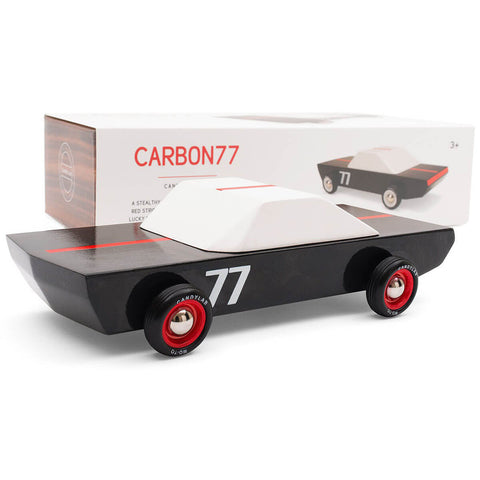 Carbon 77 Racing Car By Candylab Toys