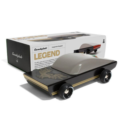 Legend Racing Car By Candylab Toys