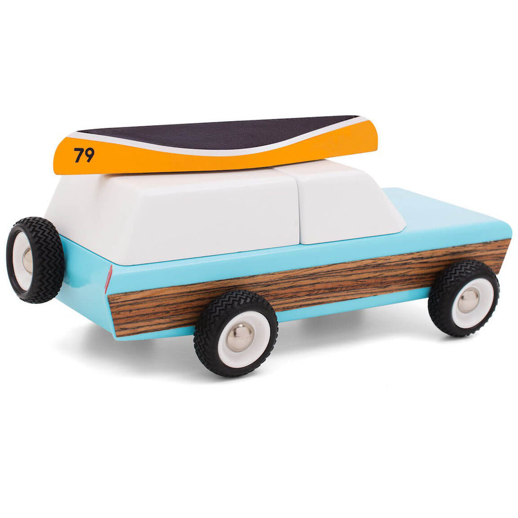 Pioneer Station Wagon By Candylab Toys - Junior Edition