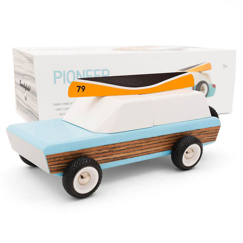 Pioneer Station Wagon By Candylab Toys