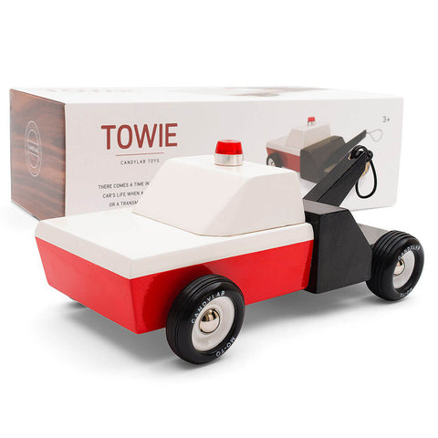 Towie Tow Truck By Candylab Toys