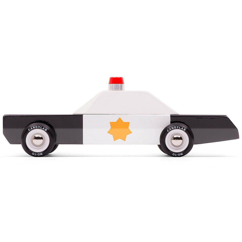 Police Cruiser By Candylab Toys - Junior Edition